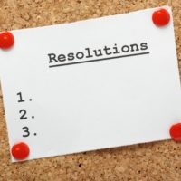 Political Resolutions for Conservatives