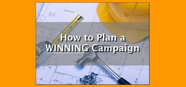 "Get my book ""How to Plan a Winning Campaign"""